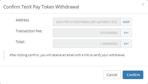 how to receive erc20 tokens to my ether wallett